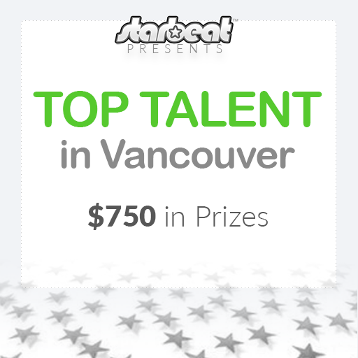 Top Talent in Vancouver (Aug 2016)