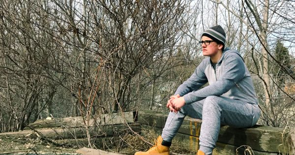 Rapper Dylan Kusch is All In It w/ the Northern Vibez