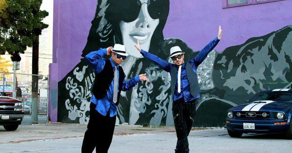 Ricardo Walker is the Man Mirroring Michael Jackson