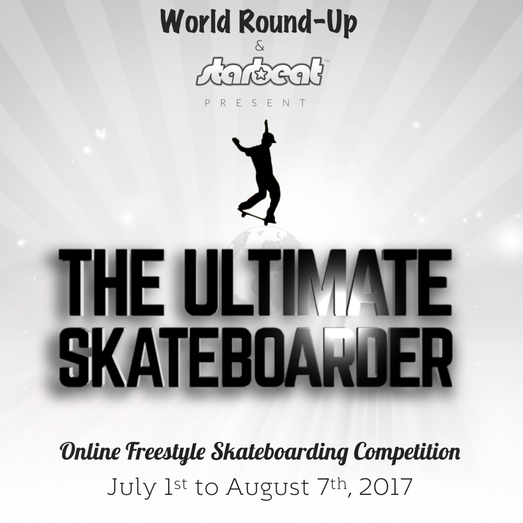 The Ultimate Skateboarder 1
